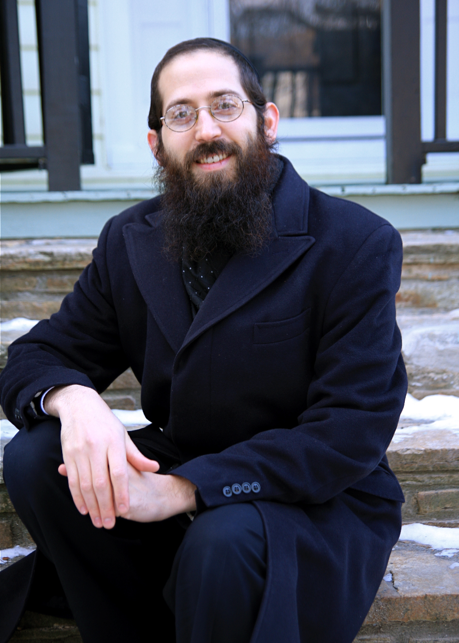 "Click photo to download. Caption: Rabbi Shlomo Slatkin, a certified practitioner in Imago Relationship Therapy and author of ""The Marriage Restoration Project: The Five Step Plan to Saving Your Marriage,"" says that for spouses entering a second marriage, ""It is important to discuss how you will co-parent."" Credit: Courtesy of Rabbi Shlomo Slatkin."