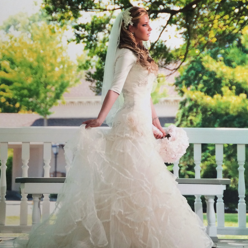 Wedding Gown Styles For The Jewish Bride In 2015 JNSorg