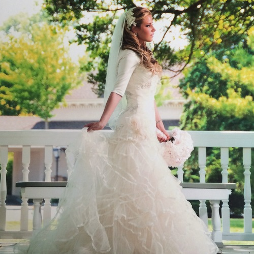 Wedding gown styles for the Jewish bride in 2015 — JNS.org