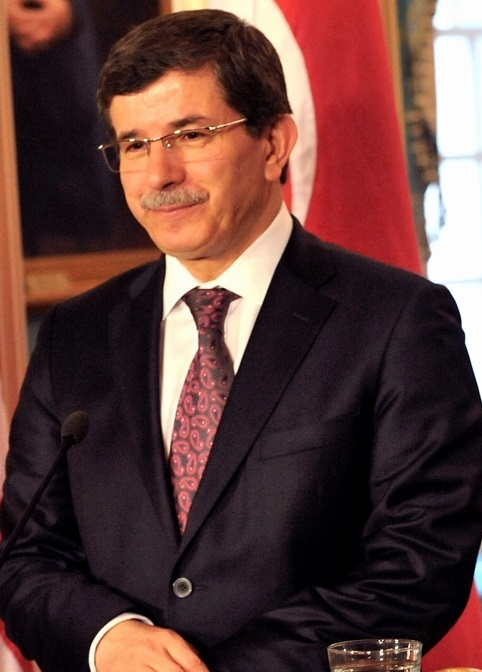 Turkish Prime Minister Ahmet Davutoglu. Credit: Wikimedia Commons.