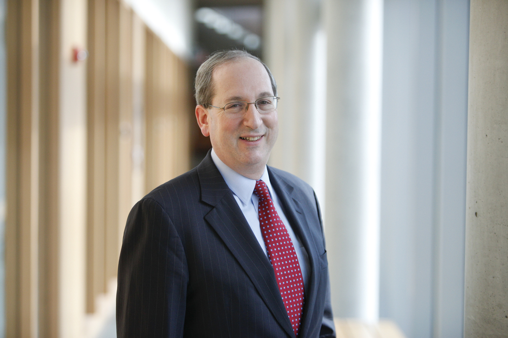 Click photo to download. Caption: Brandeis University President Frederick Lawrence. Credit: Brandeis University.