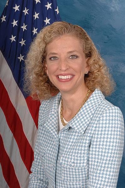 Rep. Debbie Wasserman Schultz (D-FL). Credit: Wikimedia Commons.