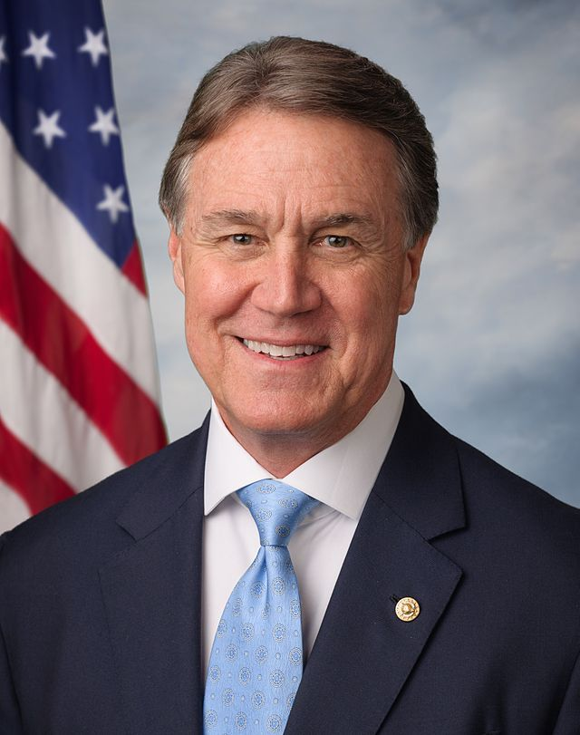 U.S. Sen. David Perdue. Credit: U.S. Congress.
