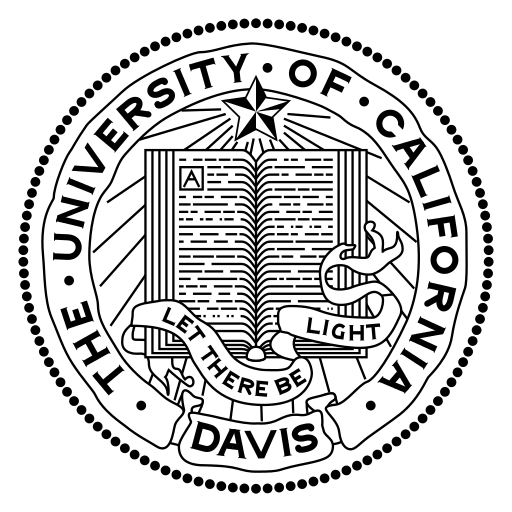The UC Davis seal. Credit: Wikimedia Commons.
