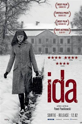 "A movie poster for ""Ida."" Credit: Wikimedia Commons."