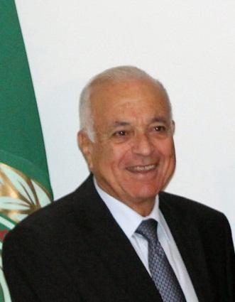 Arab League Secretary-General Nabil Elaraby. Credit: Wikimedia Commons.