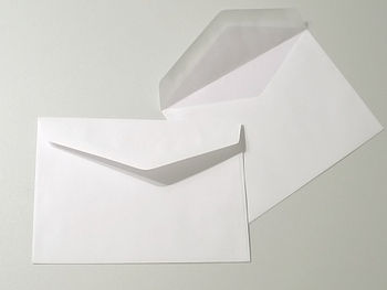 A monthly Jewish magazine in Berlin, Germany, will begin to be delivered inside blank envelopes (pictured) to protect its subscribers from anti-Semitic harassment. Credit: Wikimedia Commons.