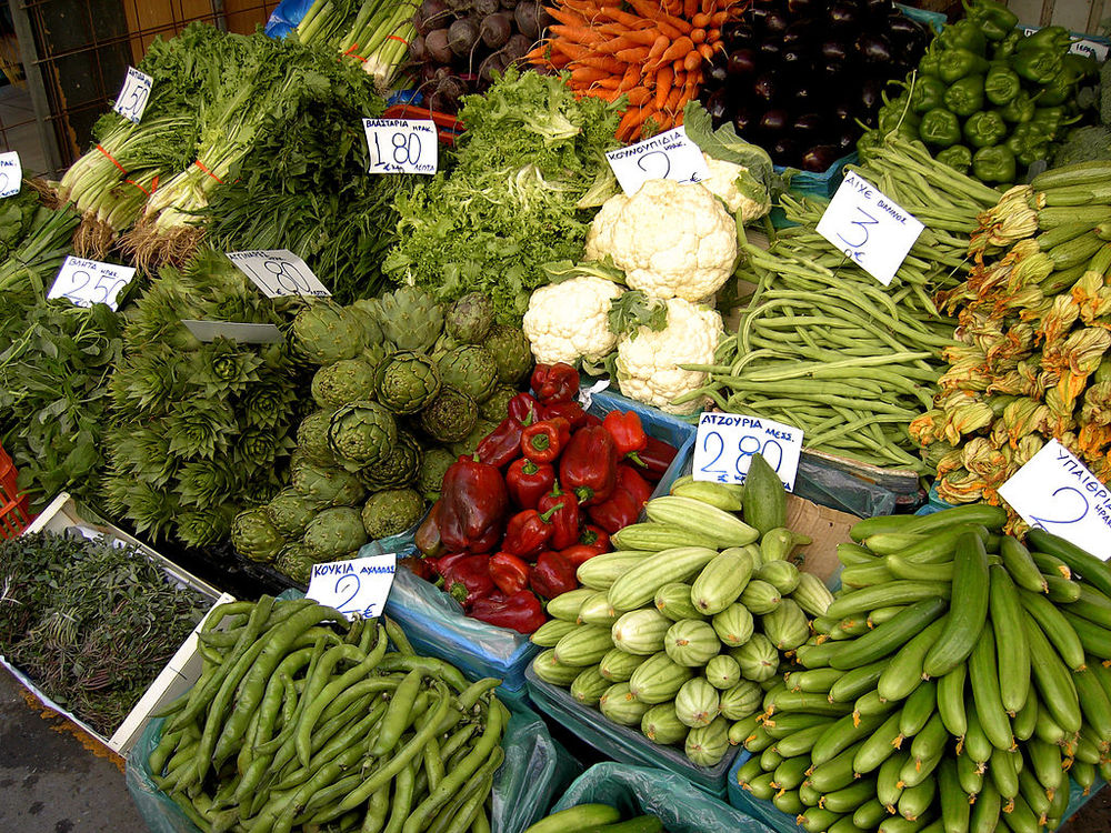 Israel will partially resume imports of fruit and vegetable from Gaza. Credit: Wikimedia Commons.