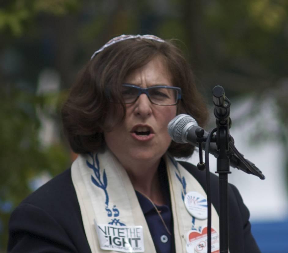 Rabbi Denise Eger. Credit:Paul Schreiber via Flickr.com