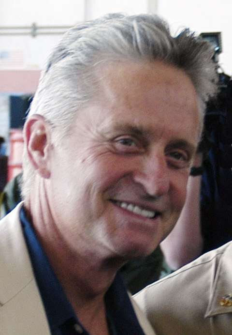 Michael Douglas. Credit: Wikimedia Commons.