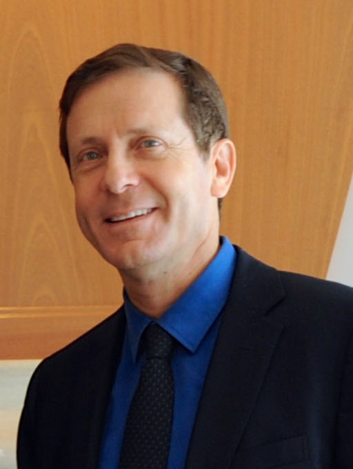 Zionist Union's Isaac Herzog. Credit: Wikimedia Commons.
