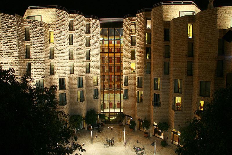 The Inbal Jerusalem Hotel. Credit: Wikimedia Commons.