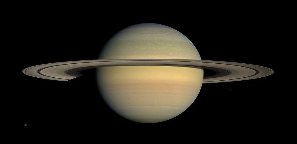 Saturn. Credit:NASA/JPL/Space Science Institute.
