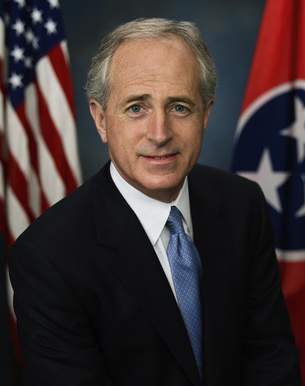 The chairman of the Senate Foreign Relations Committee Sen. Bob Corker (R-Tenn.). Credit: Wikimedia Commons.