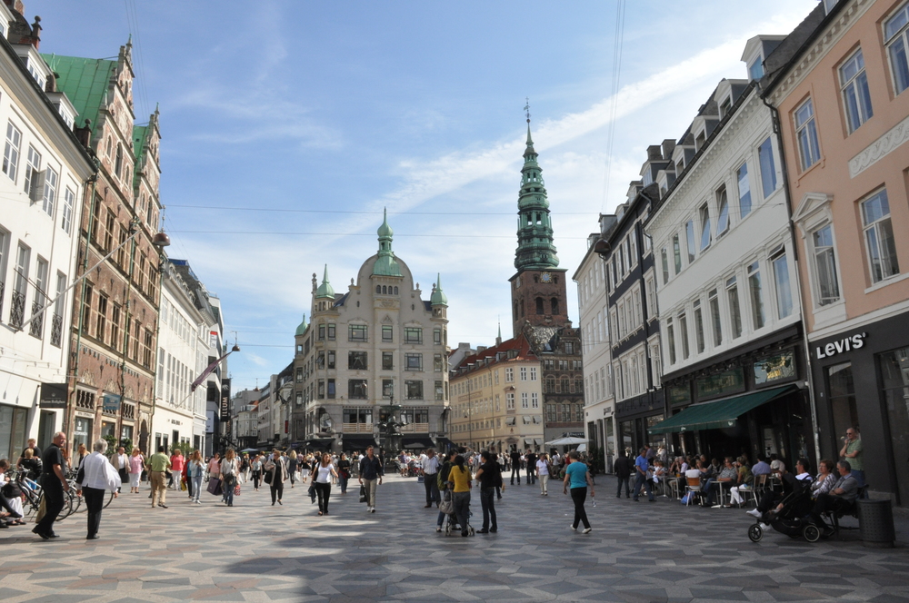 Copenhagen, Denmark. Credit: Wikimedia Commons.