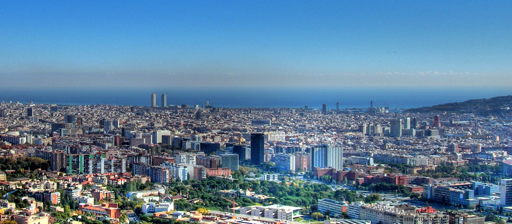 Barcelona, Spain. Credit: Wikimedia Commons.