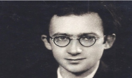 Abraham Sutzkever (pictured) managed to preserve documents in a makeshift suitcase during the Holocaust. Credit: National Library of Israel.