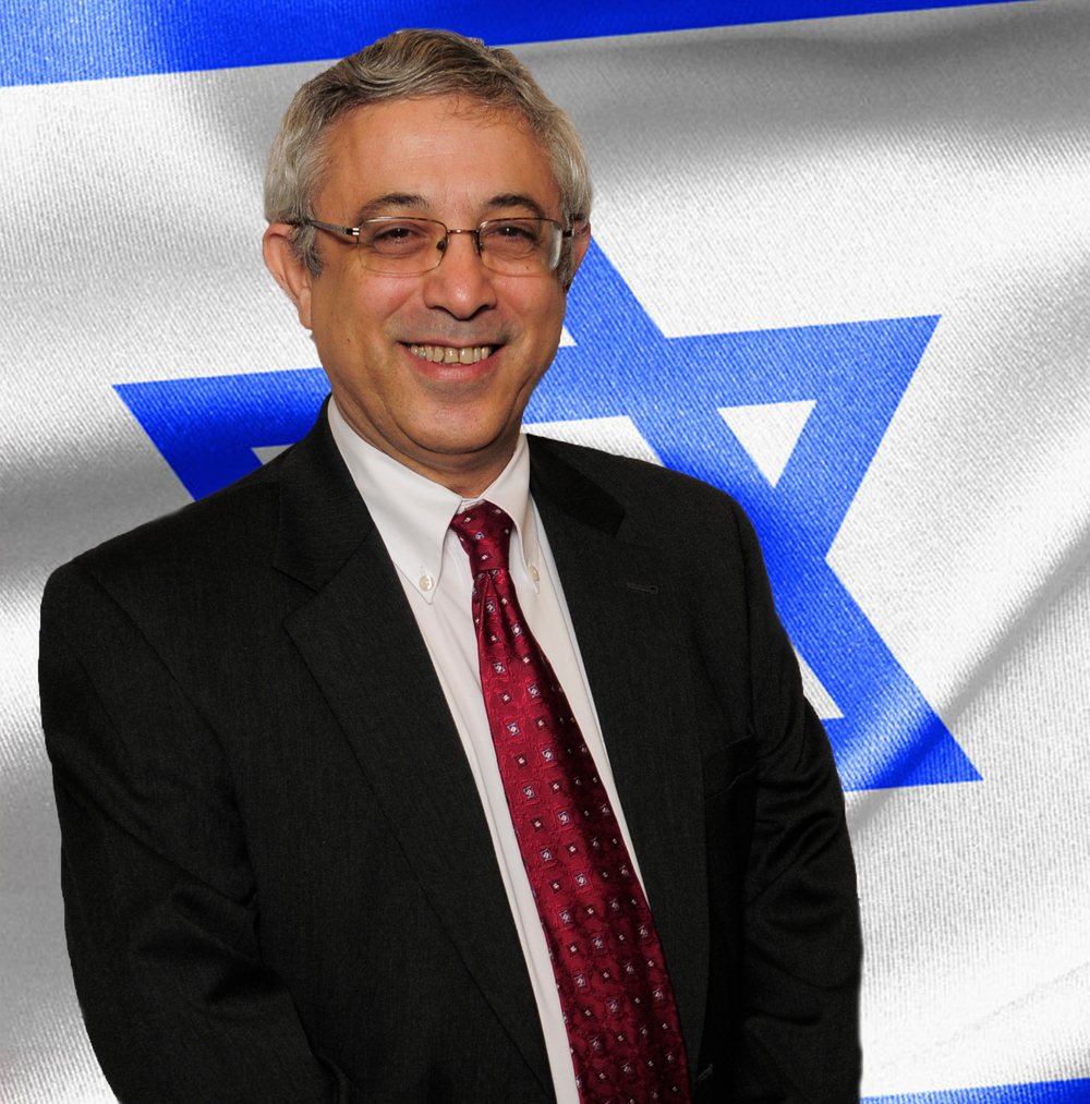 Click photo to download. Caption: Ambassador Meir Shlomo. Credit: Israeli Ministry of Foreign Affairs.