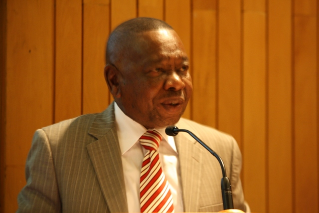 Blade Nzimande. Credit: U.S. State Department.
