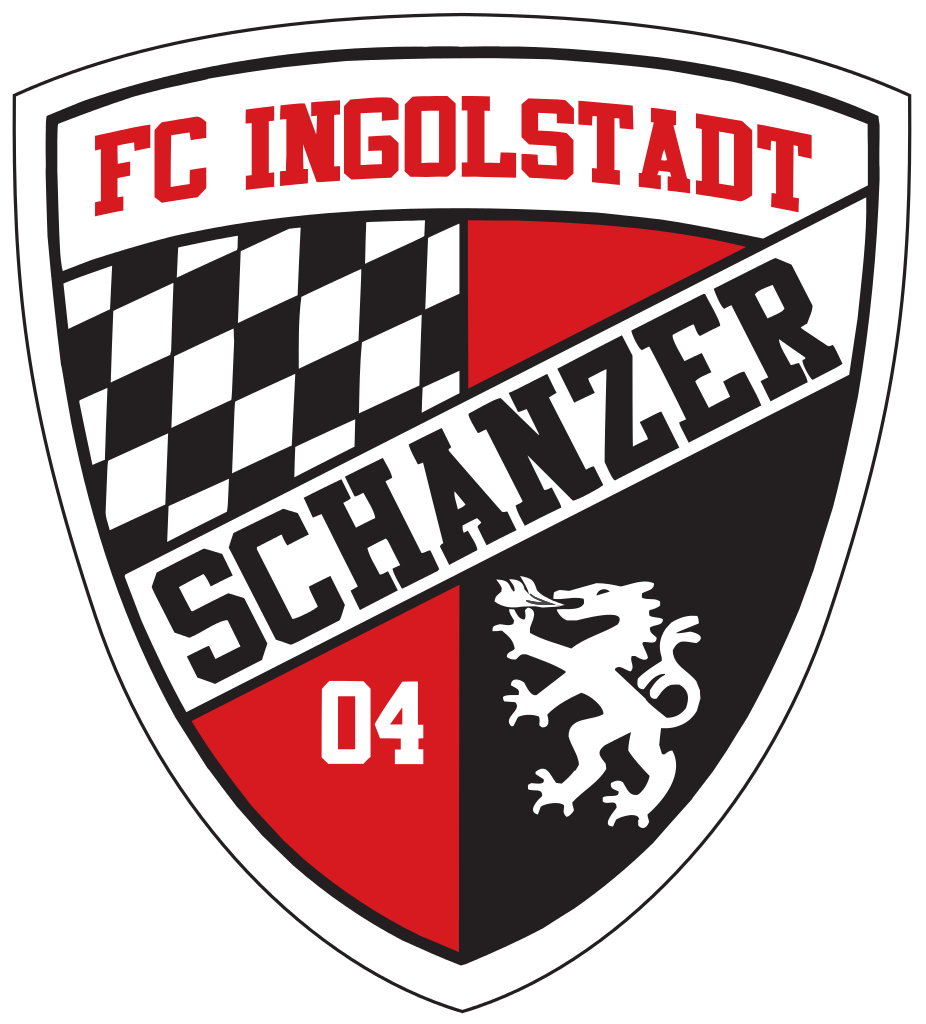 The logo for FC Ingolstadt. Credit: Wikimedia Commons.