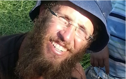 Shalom Yohai Sherki, the Jewish man killed in the April 15 car-ramming attack in Jerusalem. Credit: Provided photo.