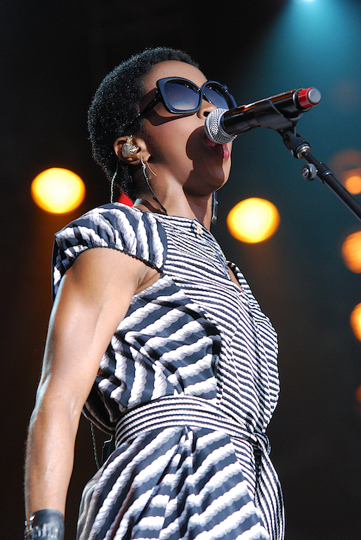 Lauryn Hill. Credit: Brennan Schnell via Wikimedia Commons.
