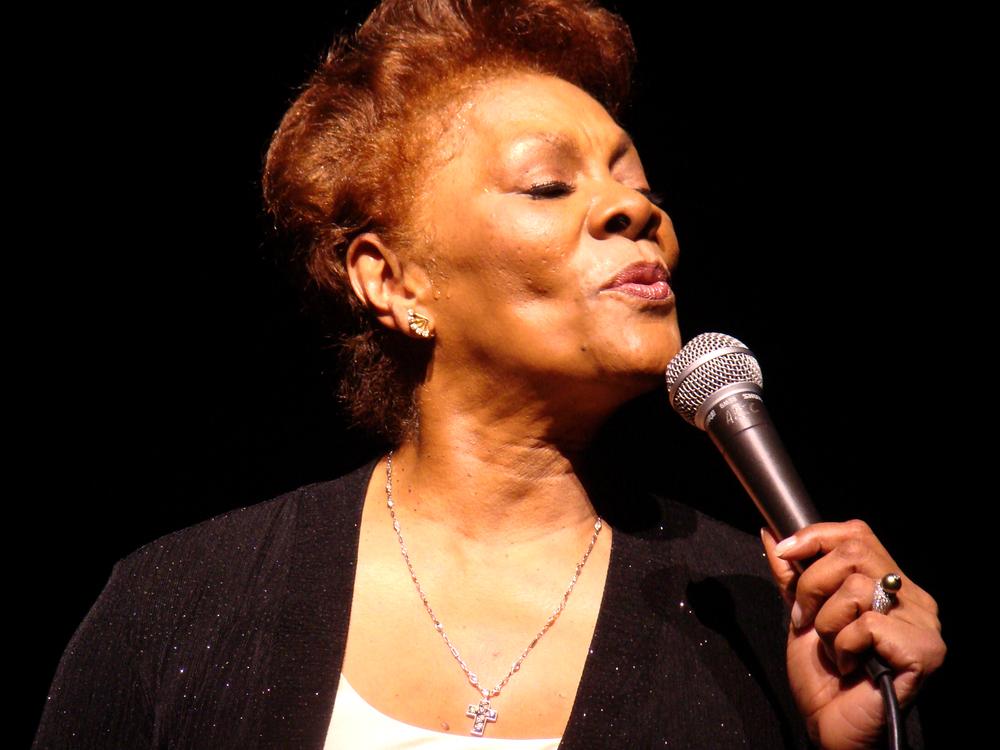 Singer Dionne Warwick. Credit:istolethetv via Flickr.com.