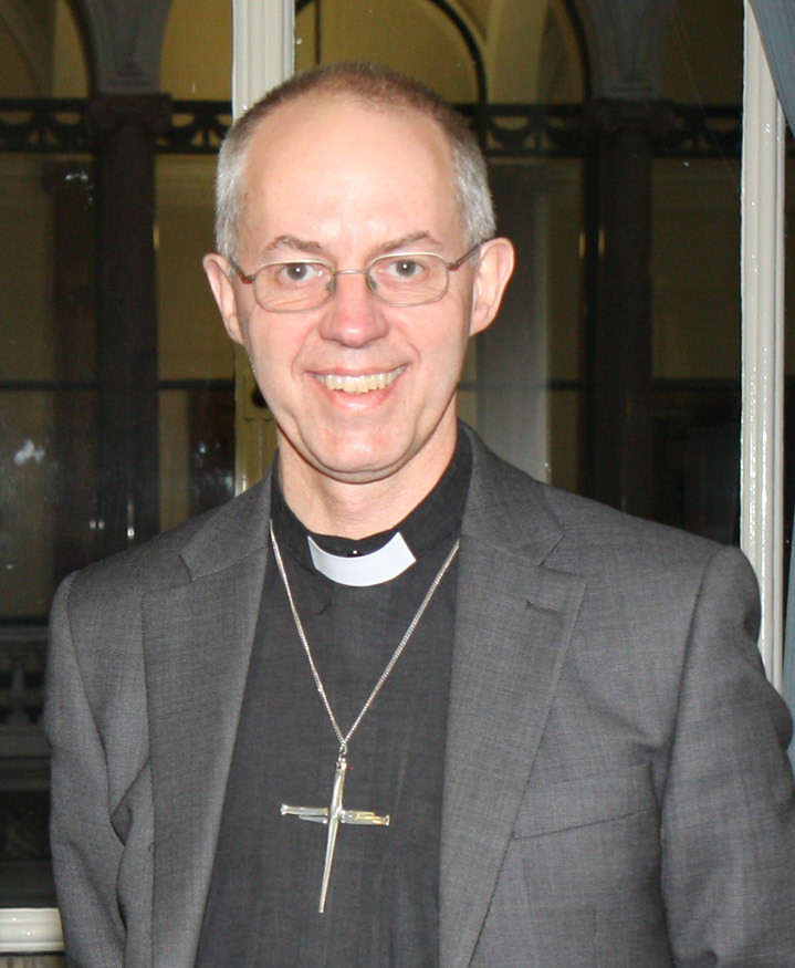 Archbishop of Canterbury Justin Welby. Credit: Wikimedia Commons.