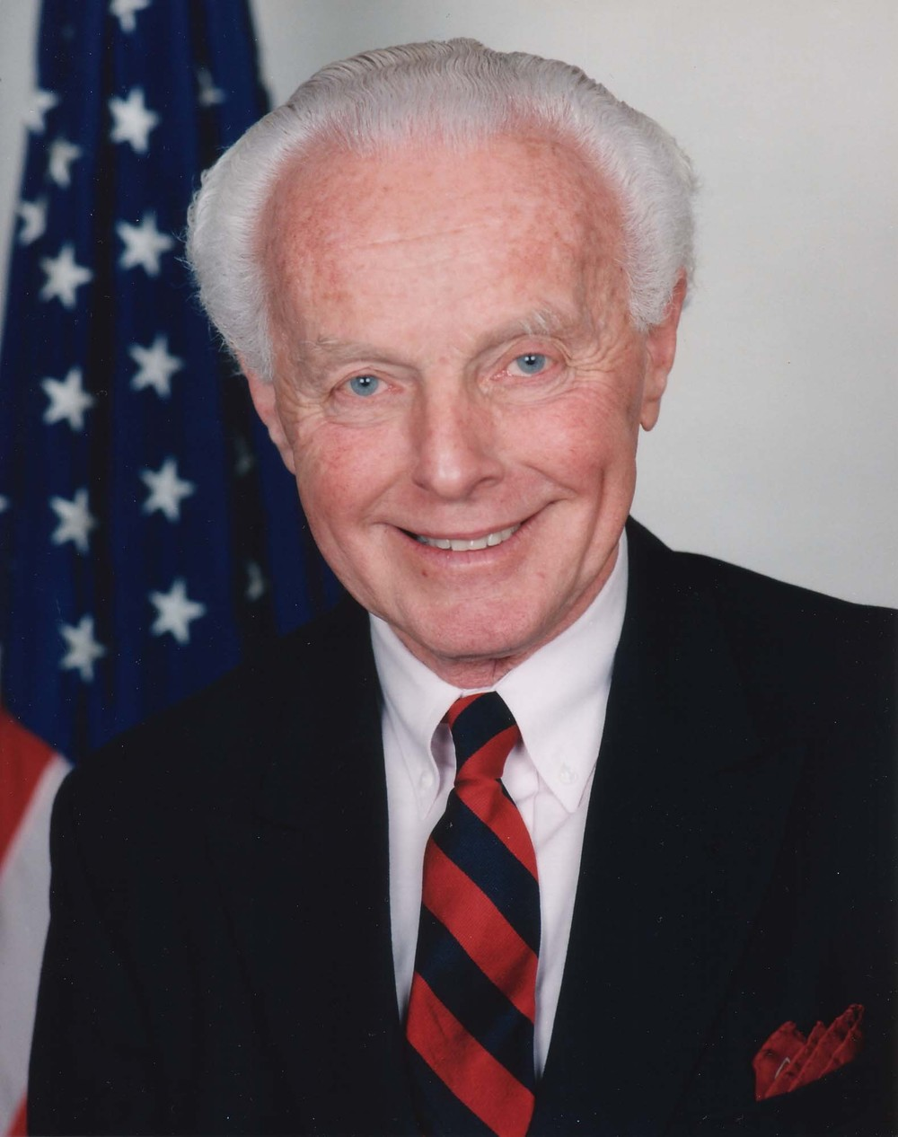 The late Congressman Tom Lantos. Credit: U.S. Congress.
