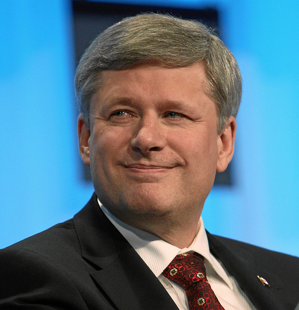 Canadian Prime Minister Stephen Harper (pictured) and his government are known to be strong friends of Israel. Credit: Wikimedia Commons.