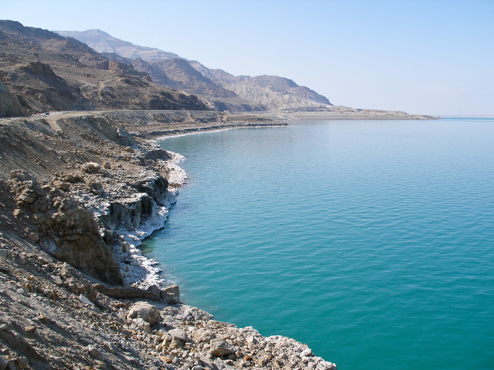 More Chinese tourists might visit the Dead Sea in Israel as a result of a Chinese reality show that was filmed in the location. Credit: Wikimedia Commons.