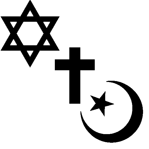 The Pew Research Center's newly released 2014 U.S. Religious Landscape Study shows a decline in the Christian population in the U.S., and rises in the Jewish and Muslim populations. (Illustrative photo.) Credit: Wikimedia Commons.