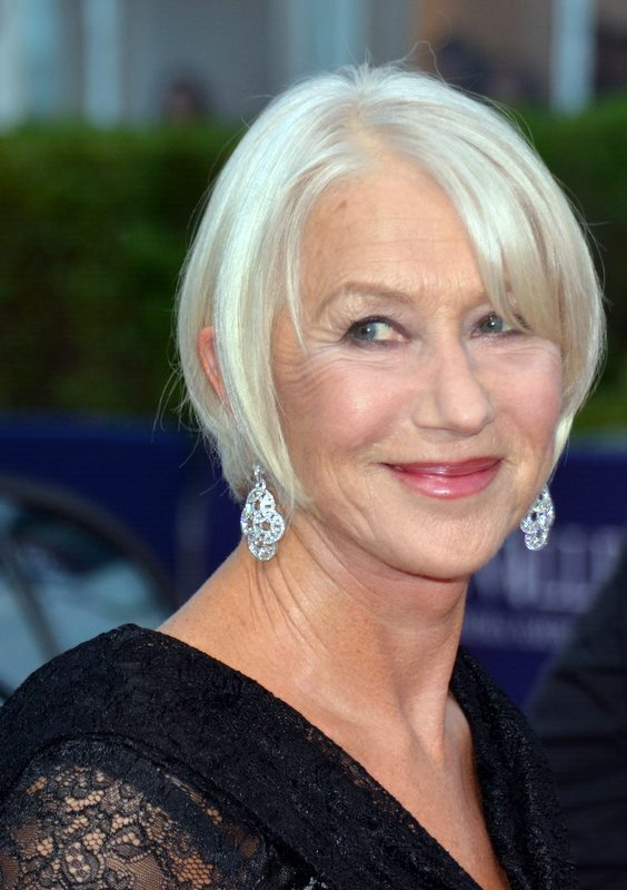 Actress Helen Mirren. Credit: Wikimedia Commons.