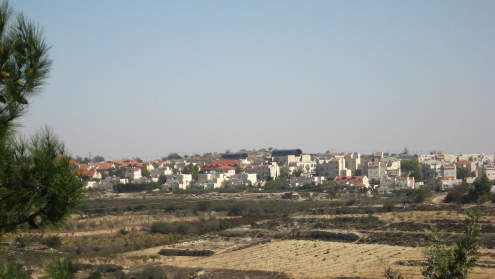 The Jewish community of Alon Shvut. Credit: PikiWiki Israel project.