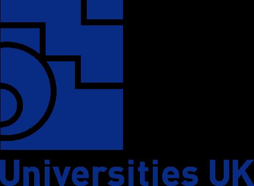The logo of the Universities U.K. umbrella group. Credit: Universities U.K.