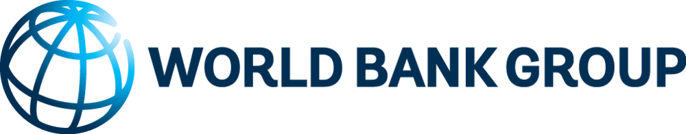 The logo of the World Bank. Credit: Wikimedia Commons.