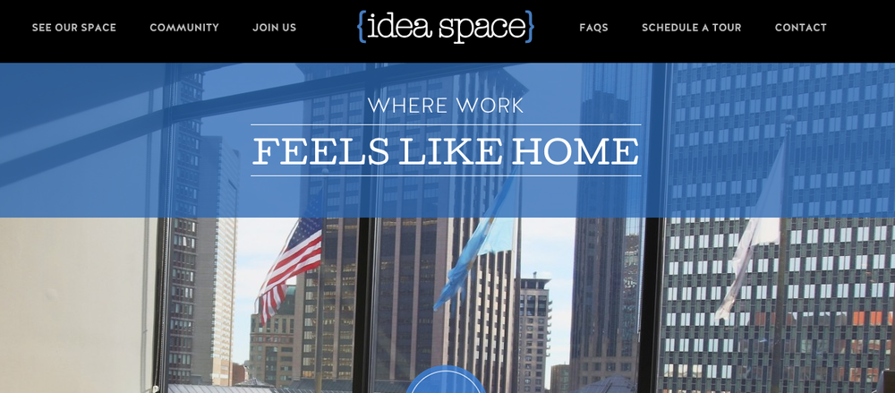 The webpage of Philippines-based IdeaSpace. Credit: IdeaSpace website screenshot.
