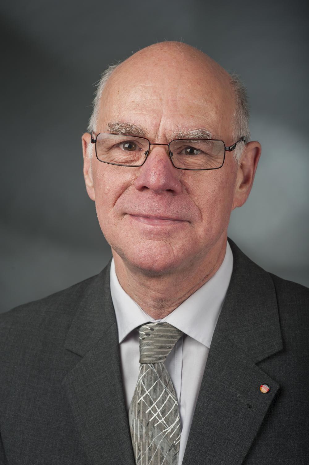 Bundestag President Norbert Lammert. Credit: Wikimedia Commons.