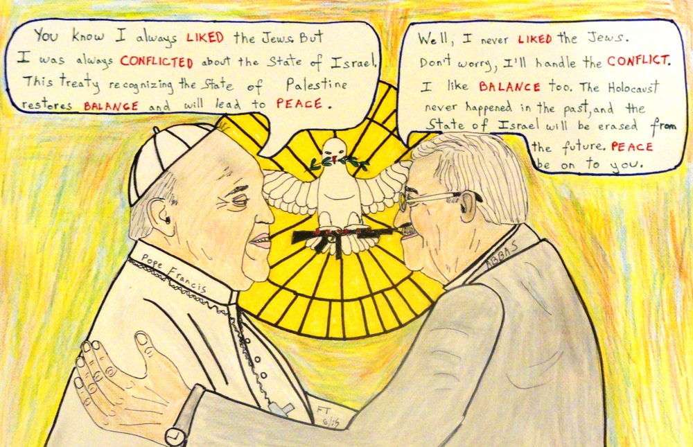 """Rope-a-Pope,"" by FeinTooner. (Click thumbnail to see full size.)"
