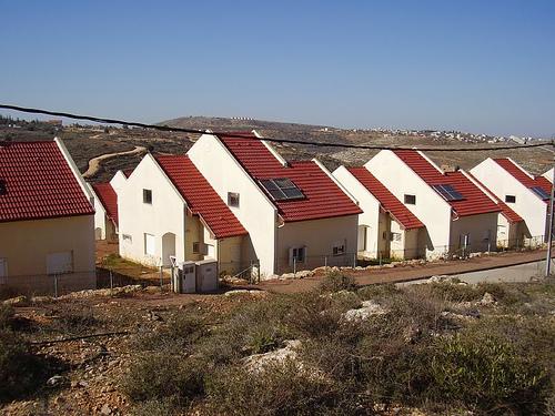 Shvut Rachel in Samaria. Credit: Wikimedia Commons.