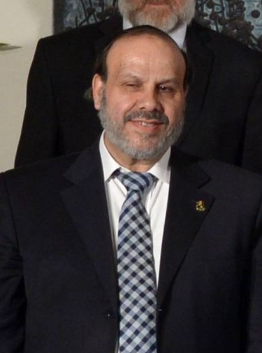 Religious Services Minister David Azoulay. Credit: Wikimedia Commons.