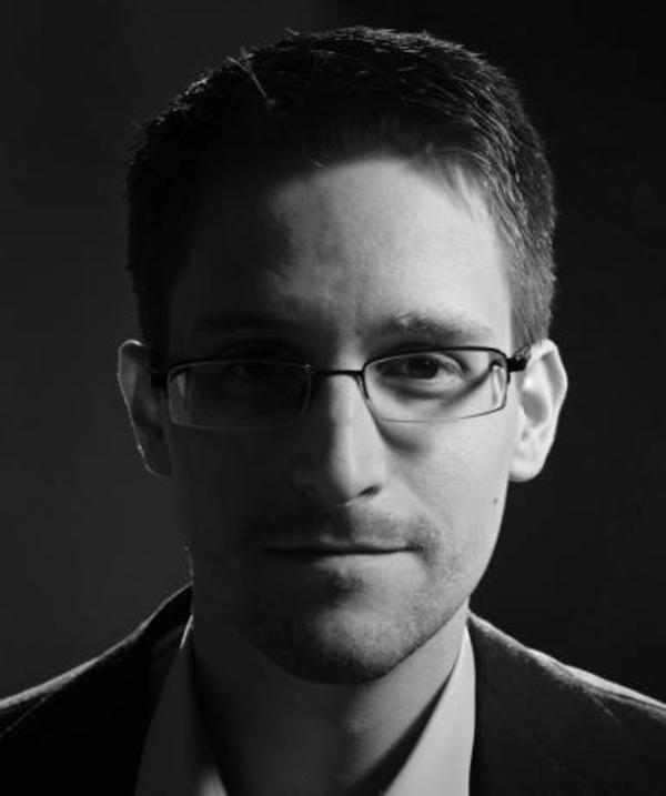 Edward Snowden. Credit: Wikimedia Commons.