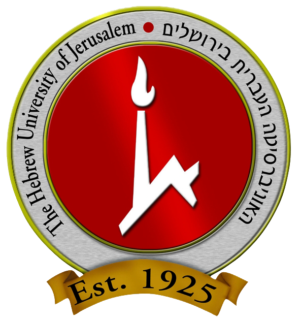 The Hebrew University logo. Credit: Hebrew University.