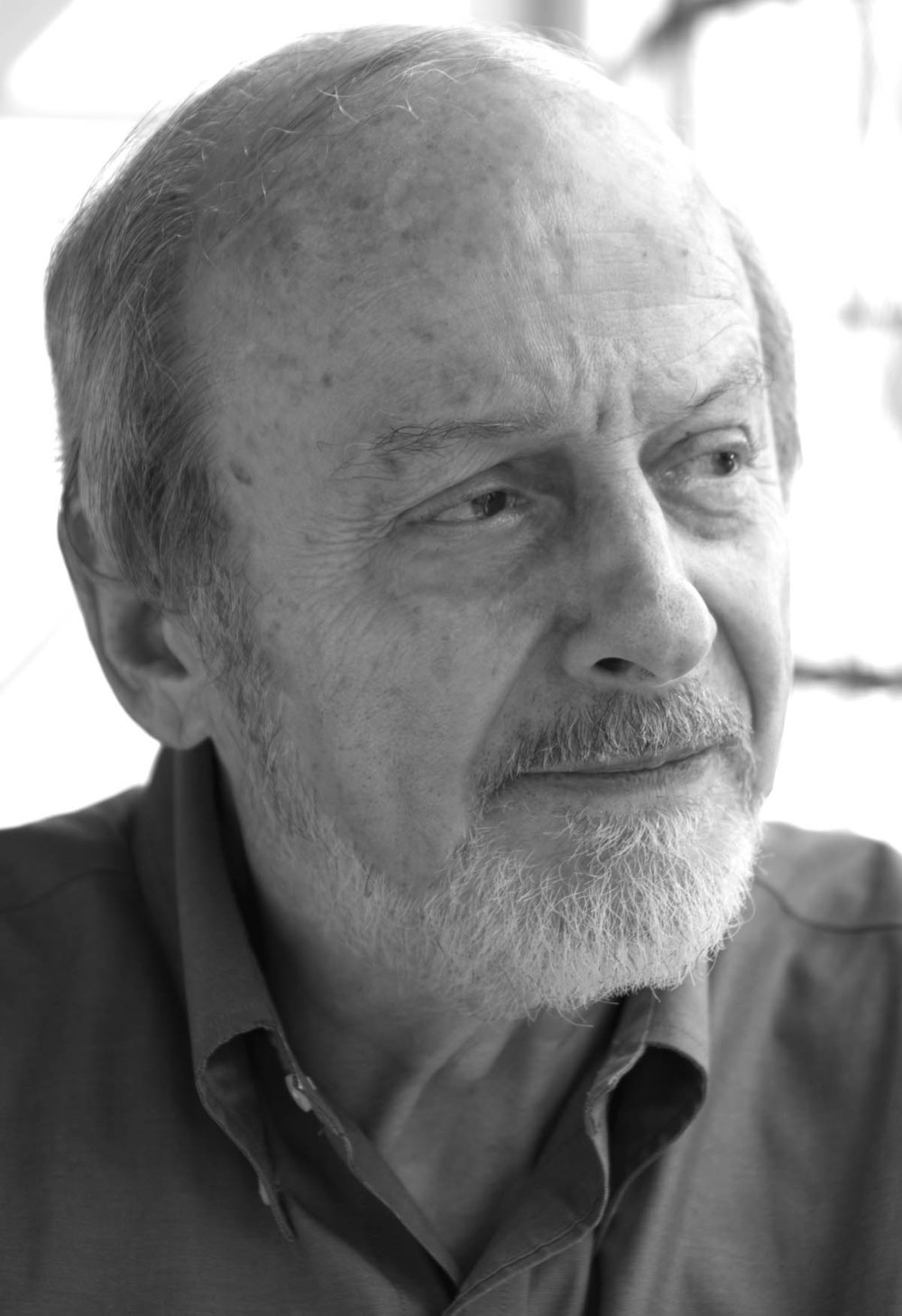 American Jewish author E.L. Doctorow. Credit: Wikimedia Commons.
