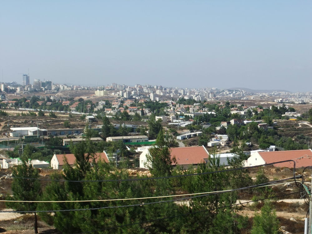 A view of Beit El. Credit: Wikimedia Commons.