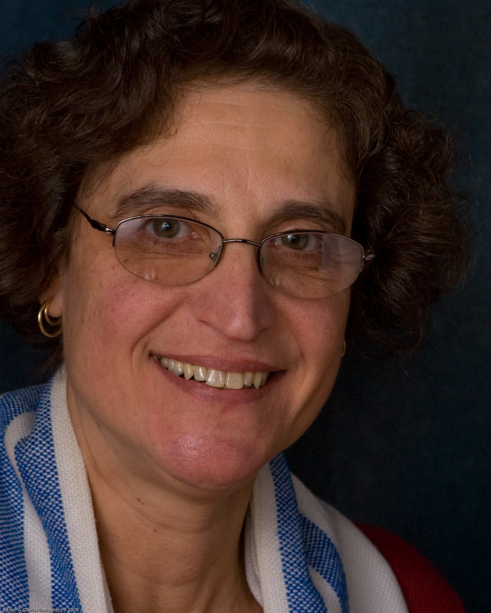 Rabbi Enid C. Lader. Credit: Edwin A. Davis Photography.
