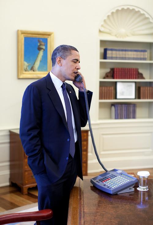 President Barack Obama.Credit: Wikimedia Commons.