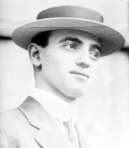 Click photo to download. Caption: Leo Frank. Credit: Bains News Service via Wikimedia Commons.