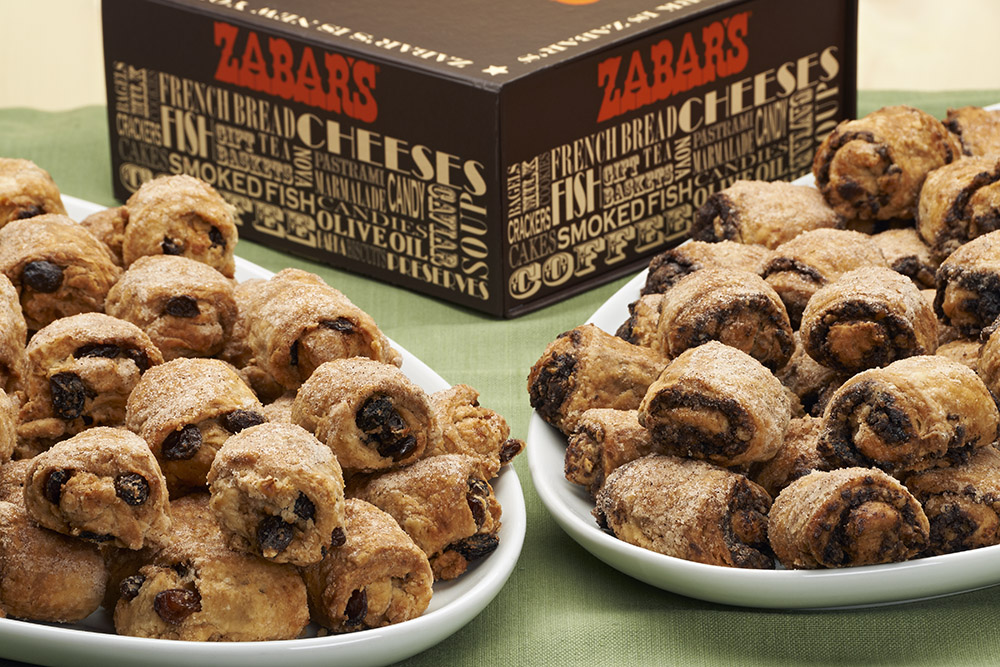 Click photo to download. Caption: Rugelach from Zabar's. Credit Juan Lopez.