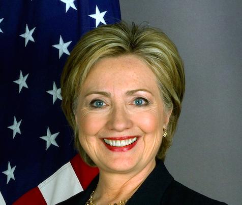 A new poll showing that American voters in key swing states strongly oppose the Iran deal could be inauspicious news for presumed 2016 Democratic presidential nominee Hillary Clinton (pictured), who supports the deal. Credit: State Department.